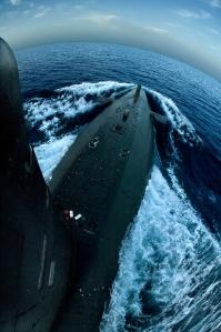 US Navy submarine